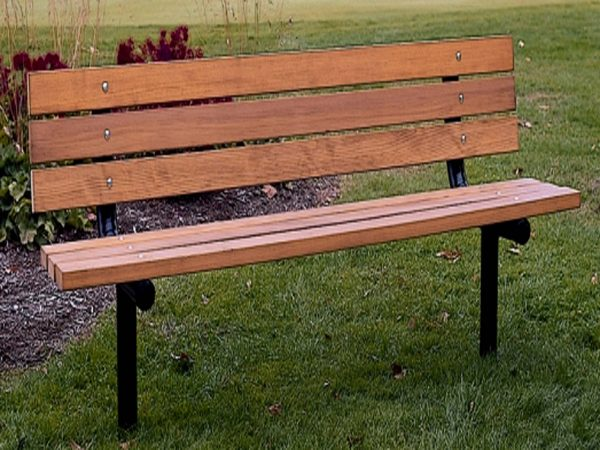 Photo of Park Market Bench Style #1