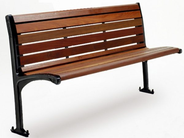 Photo of Park Market Bench Style #2