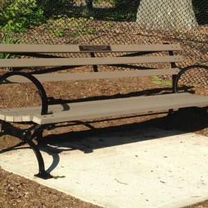 Photo of Park Market Bench Style #3