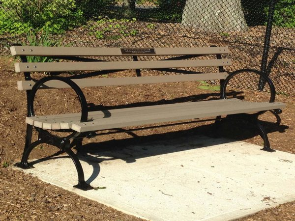 Photo of Park Market Bench Style #3