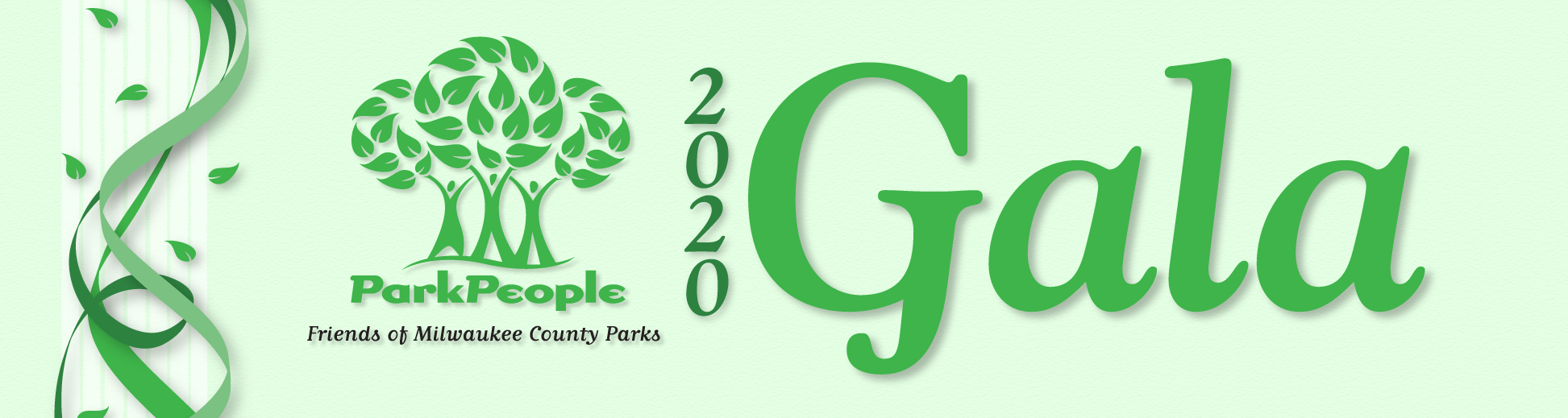 Graphic for The Park People Gala