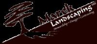 Marek Landscaping logo