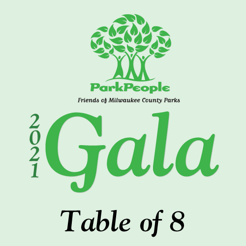 Graphic for 2021 Gala table of eight purchase